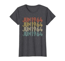 Uncle Shirts -   Legends Born In JUNE 1964 Vintage Awesome 54 Years Old ... - $19.95+