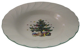 Nikko HAPPY HOLIDAYS Rimmed Soup Bowl  (S) EXCELLENT CLEAN CONDITION - $34.64