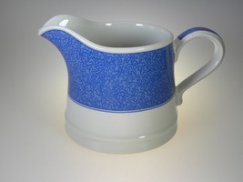 Spode Vermicelli Blue Creamer NEW WITH TAGS Made in England MSRP $62.00 - $17.63