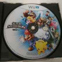 Super Smash Bros. (Nintendo Wii U, 2014) - $19.79