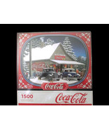 Coca-Cola Springbok Puzzle 1500 Piece Holiday Tidings Christmas   - BRAN... - $21.78
