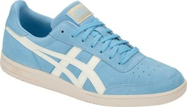ASICS Tiger GEL-Vickka TRS Sneaker (Men's Shoes) in Blue Smoke/Ivory - NEW - $85.01