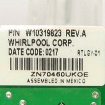 WPW10319823 Whirlpool User Control and Display Board OEM WPW10319823 - $237.55