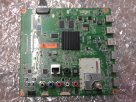 EBT63706701 Main Board From 50LF6100-UA.BUSJLJR LCD TV - $34.95