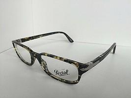 New Persol 2973-V 920 Tortoise 50mm Rx Rectangular Eyeglasses Frame Ital... - $179.99