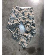 Levis Mens Camouflage Regular Straight Cargo Pants Size 33 x 32 - $28.71