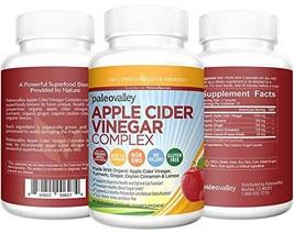 Paleovalley: Apple Cider Vinegar Complex - Digestive Support - 90 Capsul... - $35.12