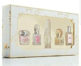 Macy's Designer 5 Pc Fragrance Set Versace Philosophy Camuto Juicy Donna... - $34.64