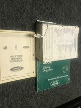 2004 Ford Explorer Mercury Bergsteiger Service Shop Reparatur Manuell Se... - $49.45