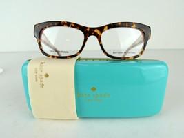 Kate Spade Karena (FK2) Clear Tortoise Blush 48 x 17 135 mm Eyeglass Frames - $66.78