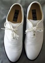 Nike Golf White Soft Spikes Golf Shoe Size 8.5W Womens - $29.70