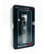 Babyliss Pro SILVER FX All Metal Cord/Cordless Professional Hair Clipper... - $131.57