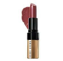 Bobbi Brown Hibiscus 18 Luxe Lip Color Lipstick Warm Plum Lip Stick Nib - $29.50