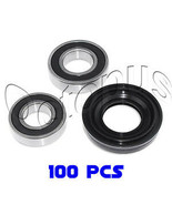 100Pcs Whirlpool Commercial Front Load Washer Bearing & Seal Kit AP3970398 - $1,099.99