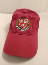 Harvard veri tas crest  Baseball Cap Hat Adjustable cotton fabric cap - $14.01