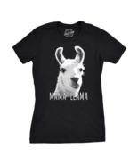 WOMENS MAMA LLAMA TEE SHIRT BY CRAZY DOG SIZE SMALL NWOT :B19-6 - $12.85