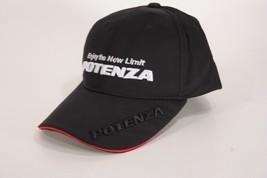 Bridgestone Motorsports Racing Potenza Cap Hat Strapback Black - $16.78