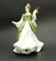 Royal Doulton Ireland Figurine HN3628 - Ladies of the British Isles Series - $178.19