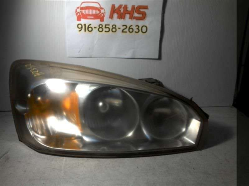 Primary image for PASSENGER R. HEADLIGHT CLASSIC STYLE EMBLEM IN GRILLE FITS 04-08 MALIBU 318422