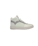 DIESEL S-Spaark Mid Mens Leather Fashion Sneakers Ice Paloma Size 9.5 New  - $121.54