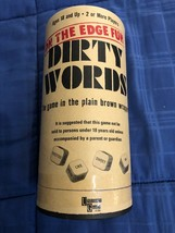 Dirty Words Dice Game New Adult Game 2 Or More Players - Fun Drinking Ga... - $8.90