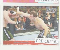 2009 Topps UFC Round 1 #43 Matt Hamill Jesse Forbes vs MMA Card 192185 - $0.98