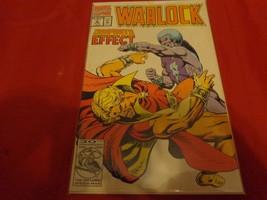 "Warlock #2 VF/NM Jim Starlin ""The Infinity Effe... - $6.08"