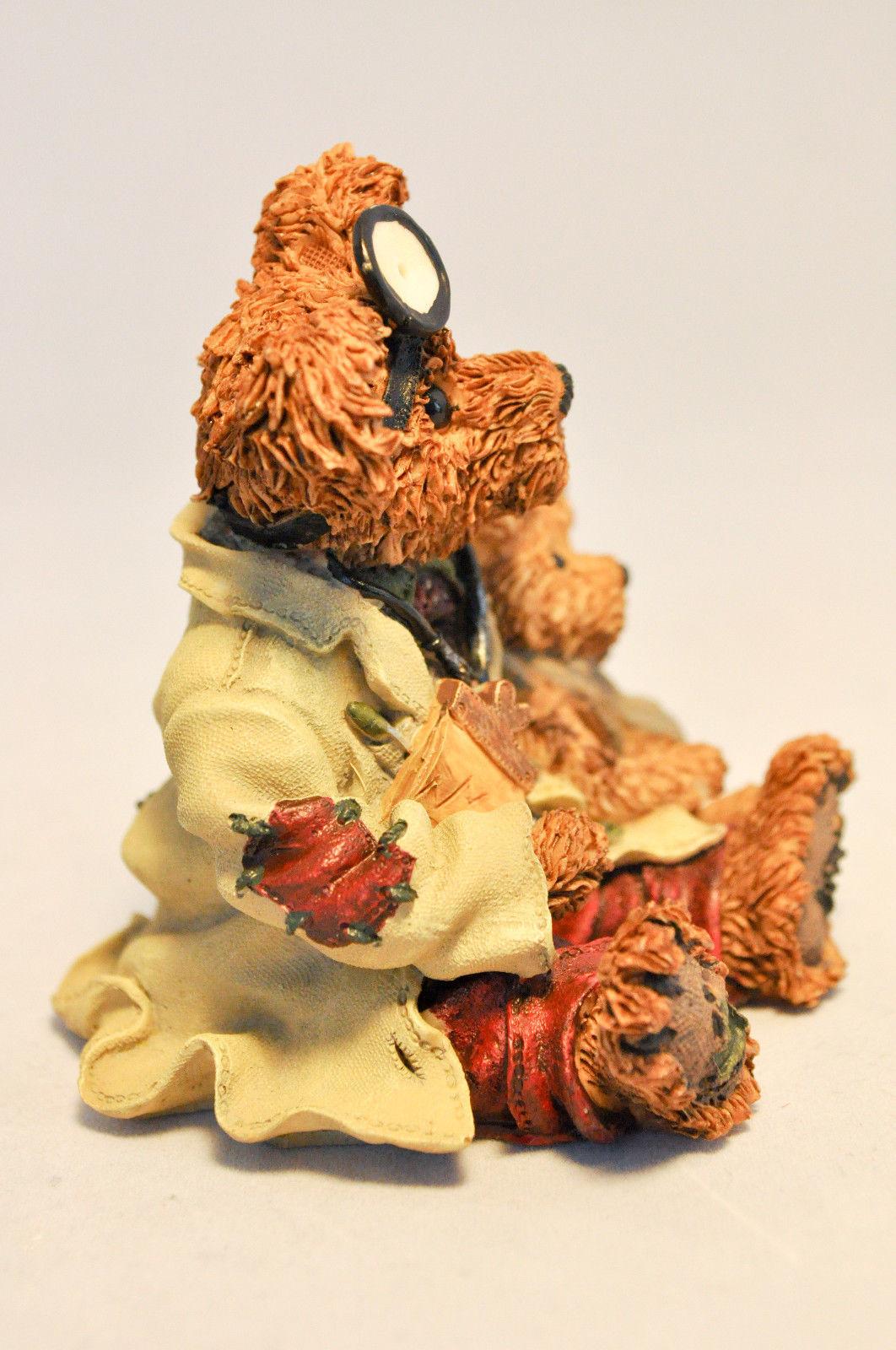 Boyds Bears: Dr Harrison Griz ... MD, PHD, Bud - Style 228309 image 5