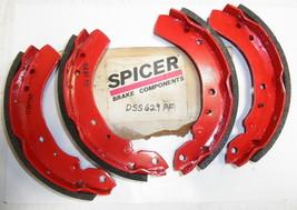 Spicer DSS6296 PF Brake Shoe Set Raybestos 629PG Dodge Spirit, Lebaron - $21.05