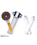 VitaFresh Deluxe Combo E Deluxe Sediment Shower Filter Rose Shower Head UBS - $98.90