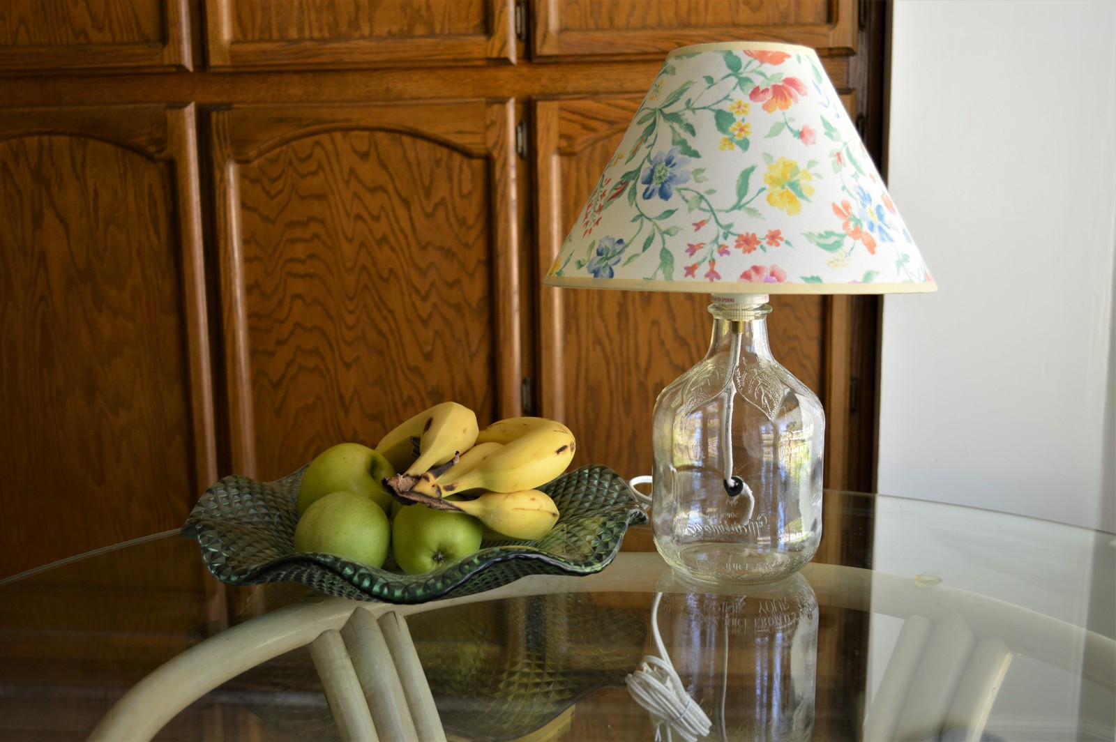 Floral lamp1