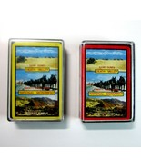 2 Vintage Decks of Death Valley National Monument Playing Cards in Plast... - $11.99