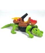 Fisher Price Imaginext Walking Croc Pirate Hook Crocodile Alligator EUC ... - $9.79