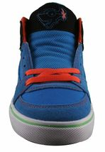 Etnies Disney Kids RVM Vulc Blue Black Shoes image 5