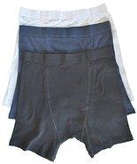 Men's Stashitware Secret Pocket Underwear, Boxer Brief, Black, Blue, Gra... - $34.00