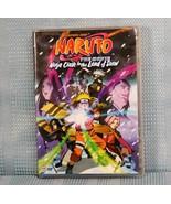 NARUTO-Naruto The Movie - Ninja Clash In The Land Of Snow DVD - $9.66