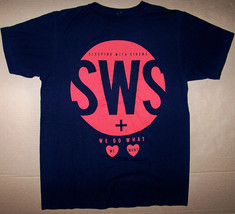 SLEEPING WITH SIRENS / WE DO WHAT WE WANT / POP ROCK EMO USA / T-SHIRT S... - $9.99