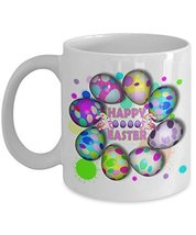 Easter Coffee Mugs - Cool Gift to Your Family Friend Dad Mom Amzing Cup For Trav - $12.95