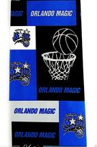 Orlando Magic Men's Necktie NBA Basketball Sports Team Logo Fan Neck Tie image 2