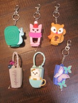 Bath and Body works lot of holders for hand sanitizer some light up fox ... - $34.60