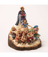 """8.5"""" """"The One That Started Them All """" Snow White by Jim Shore Disney Tra... - $118.79"""