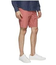 48$  Dockers D1 Slim Fit Shorts (Dusty Cedar) Men's Shorts , 42W - $25.99