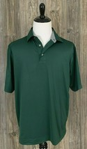 FG~FootJoy Golf Polo Men's XL?? (Size Tag Has Been Removed) Green~Poly/Spandex  - $18.79