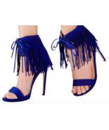 JustFab Sosha Cobalt Blue Heels US Size 7.5 - $27.45