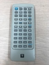 TRUTECH  DVD Remote Control Remote Control   Tested And Cleaned             (Q4)