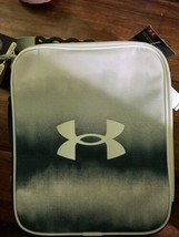 Under Armour Scrimmage, Blurred Horizon Insulated Lunch Box, 4 x 10 x 8.... - $28.59