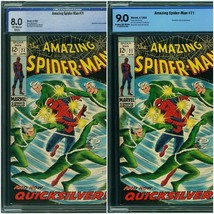 Amazing Spider-man #71 (Marvel, 1969) - Choice of CBCS 8.0 or 9.0 - $123.75+