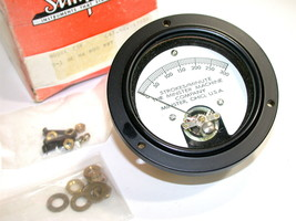 NEW MINSTER 0-300 STROKES/MINUTE PANEL MOUNT METER 270-1581 - $49.00