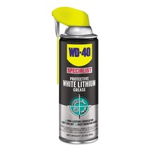 Specialist Protective White Lithium Grease, 10 Oz Aerosol, case of 3 - $58.88