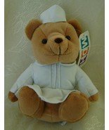 Nurse Bear, Small, but Efficient Care Giver. - $15.00